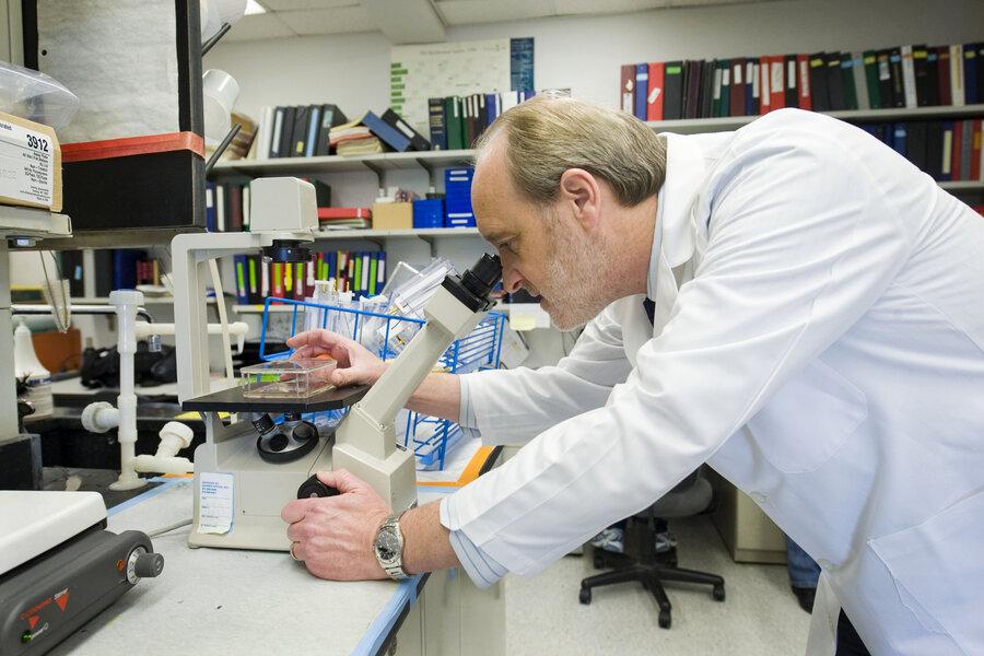 Mistaken Identities Plague Lab Work With Human Cells Shots
