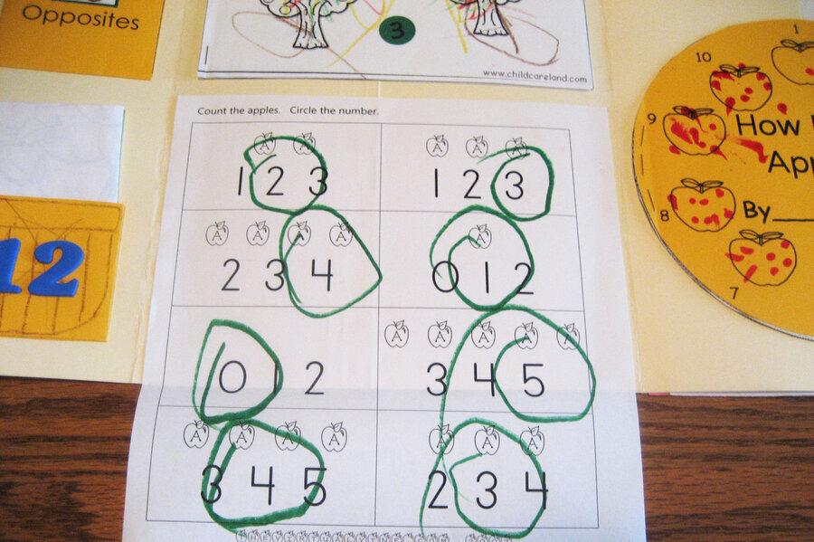 Why Math Might Be The Secret To School Success : NPR Ed : NPR