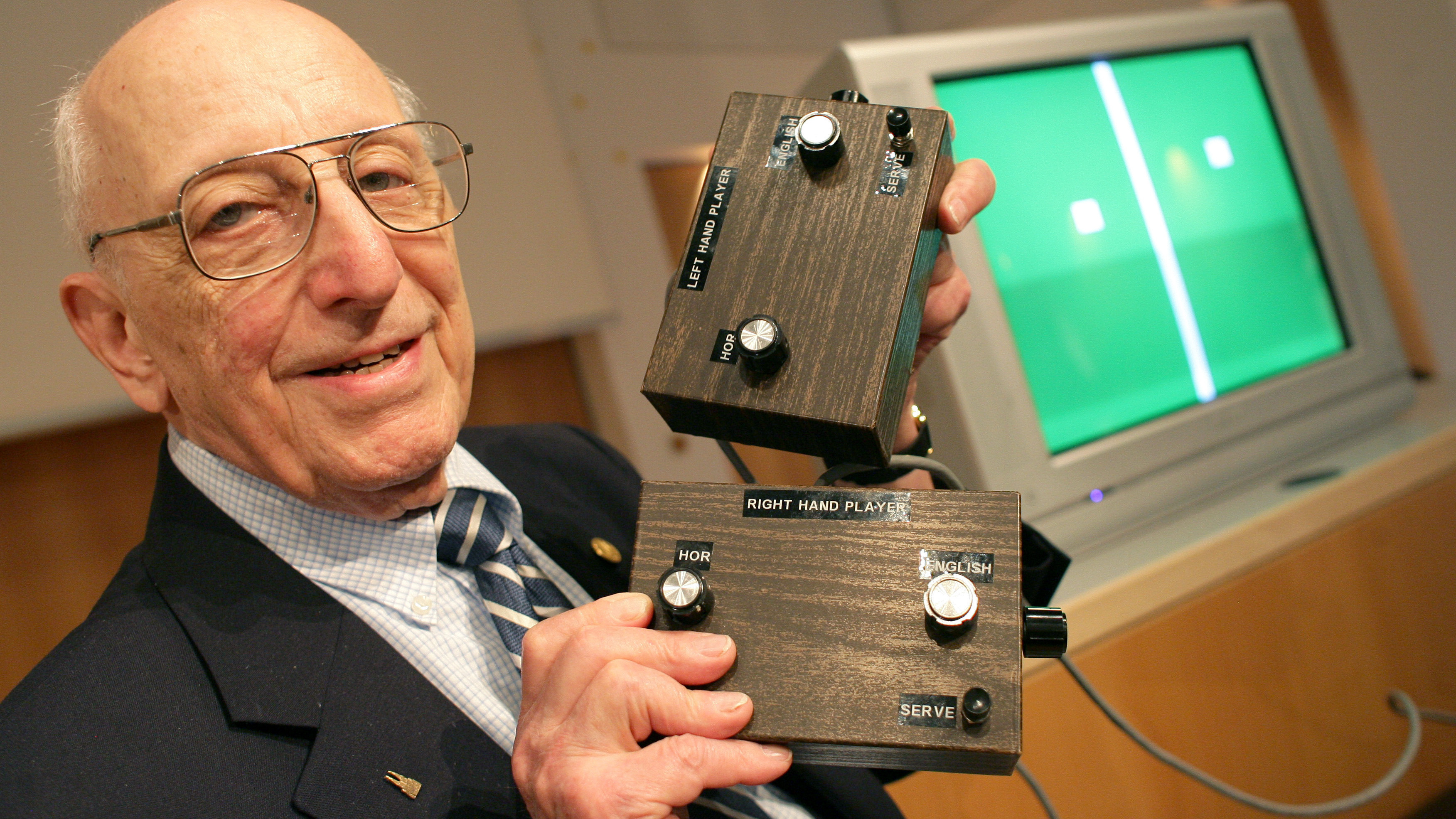 Inventor Ralph Baer, The 'Father Of Video Games,' Dies At 92 : All Tech Considered : NPR
