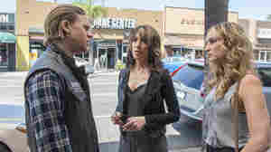 'Sons Of Anarchy' Ends As A Macho Soap Opera Often Anchored By Women
