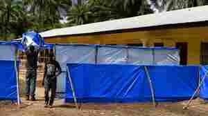 Officials Hope To Use Ebola To Build Africa's Health Care Capabilities