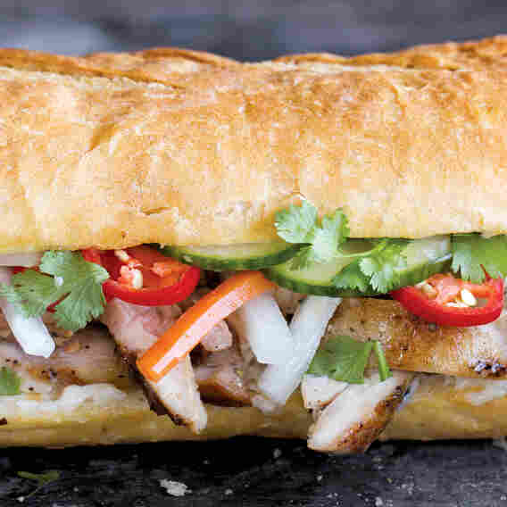 Andrea Nguyen's Banh Mi Handbook: Recipes for Crazy-Delicious Vietnamese Sandwiches is the perfect gift for your friend who has an app tracing the routes of half a dozen food trucks on her phone.