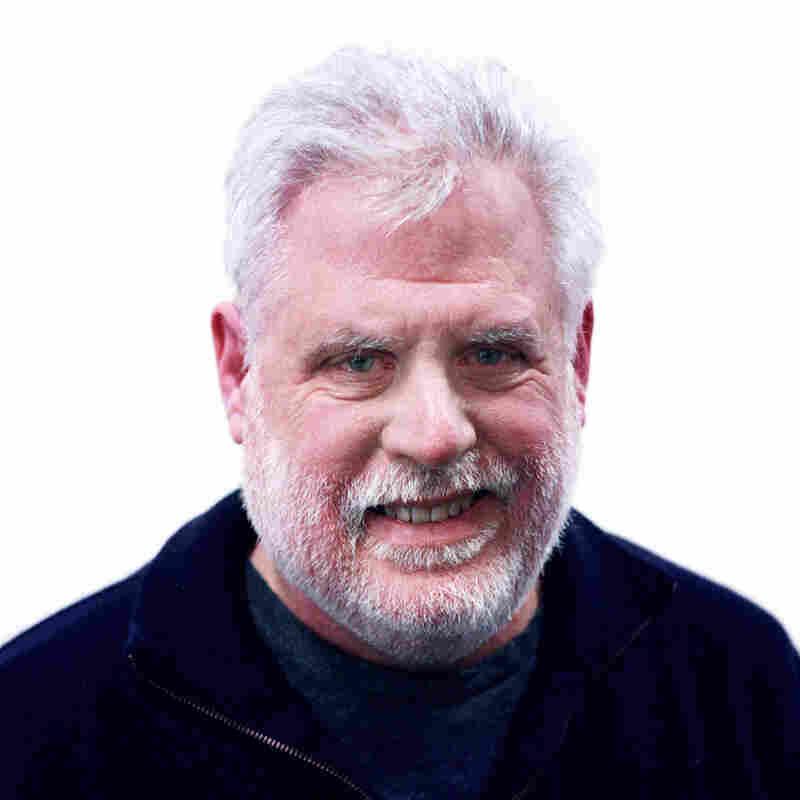 David Dye, host of World Cafe.