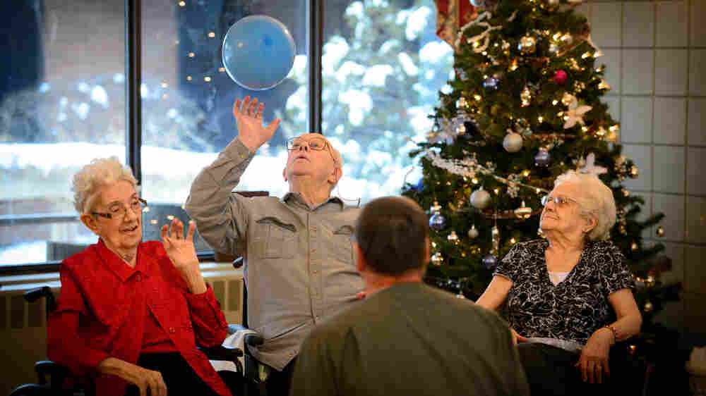 This Nursing Home Calms Troubling Behavior Without Risky Drugs