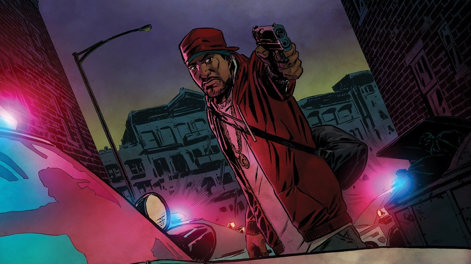 Ghostface Killah's new album, 36 Seasons, sees the rapper revive his Tony Starks alter ego. (Courtesy of the artist)