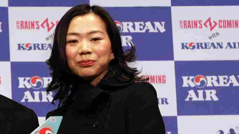 Cho Hyun-ah, the daughter of Korean Air's chairman and CEO, has apologized and resigned from a position at the airline after a backlash over her kicking a steward off a recent flight. Cho was angered by the presentation of macadamia nuts.