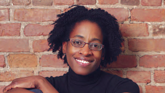 Jacqueline Woodson On Growing Up, Coming Out And Saying Hi To Strangers :  Code Switch : NPR