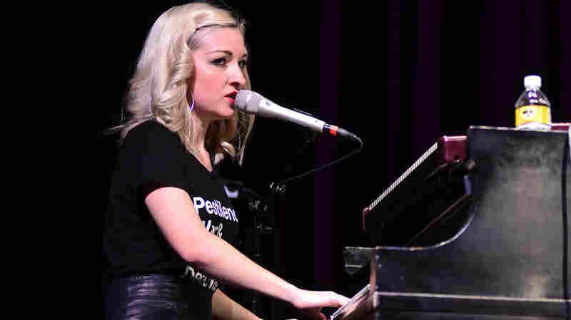 Kate Miller-Heidke On Mountain Stage