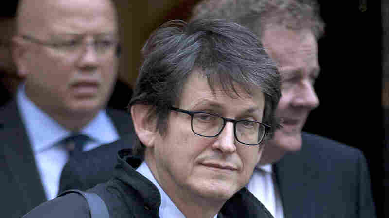 Alan Rusbridger said today that he will step down as editor in chief of the Guardian next summer. Rusbridger oversaw the U.K. newspaper's publication of Edward Snowden's leak of classified material.