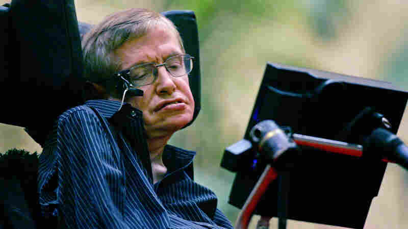 Astrophysicist Stephen Hawking in 2006.