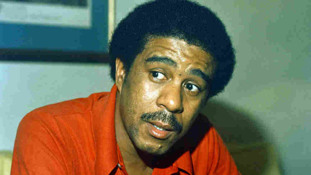 Richard Pryor, A Comedy Pioneer Who Was 'Always Whittling On Dynamite'