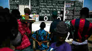 Liberia's Daily Talk: All The News That Fits On A Blackboard