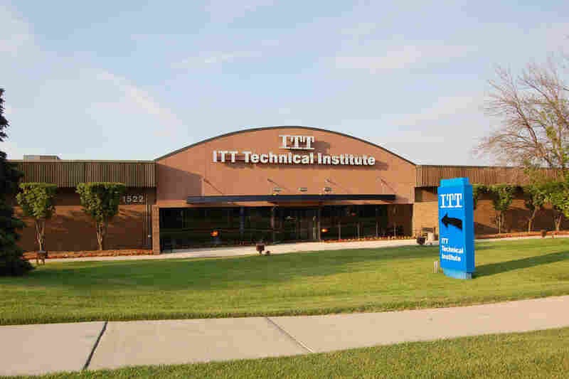 ITT Technical Institute's Early College Academy campus in Troy, MI.