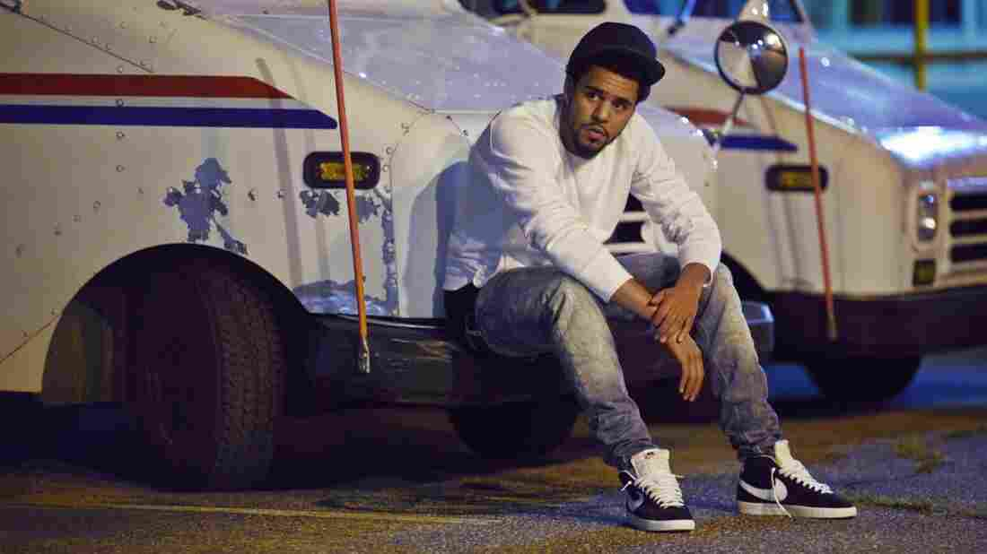 J Cole Aint Enough Of Us Trying Microphone Check Npr