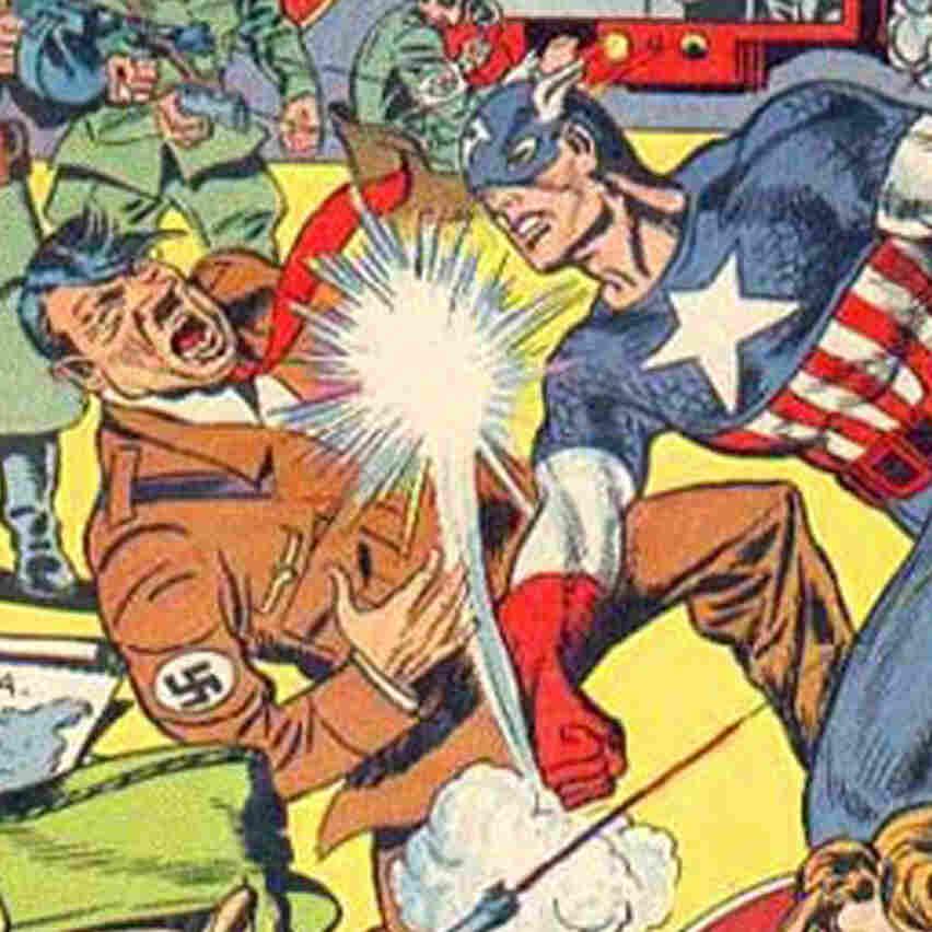 Marvel At 75: Still Slinging Webs And Guarding Galaxies