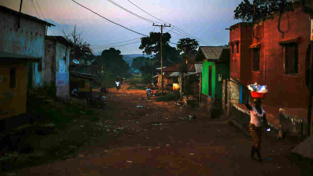 Gritty Ganta: The Liberian Town That Can't Catch A Break