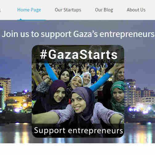 Gaza Tech Hub Finds Success In International Crowdfunding