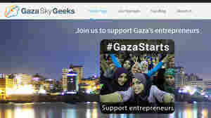 Gaza Tech Hub Finds Success In International Crowdfunding