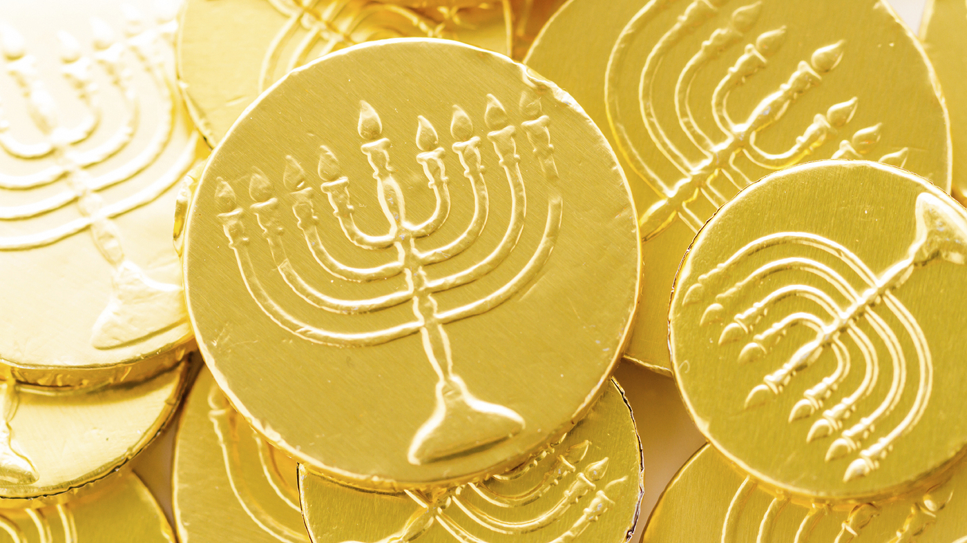 Hanukkah History: Those Chocolate Coins Were Once Real Tips : The ...