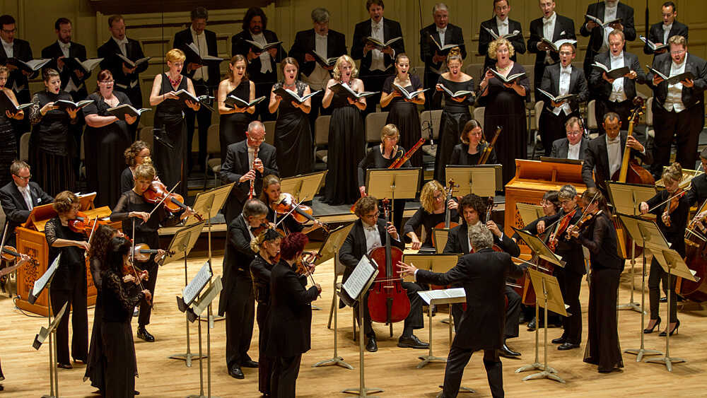A Bicentennial For Boston's Handel And Haydn Society