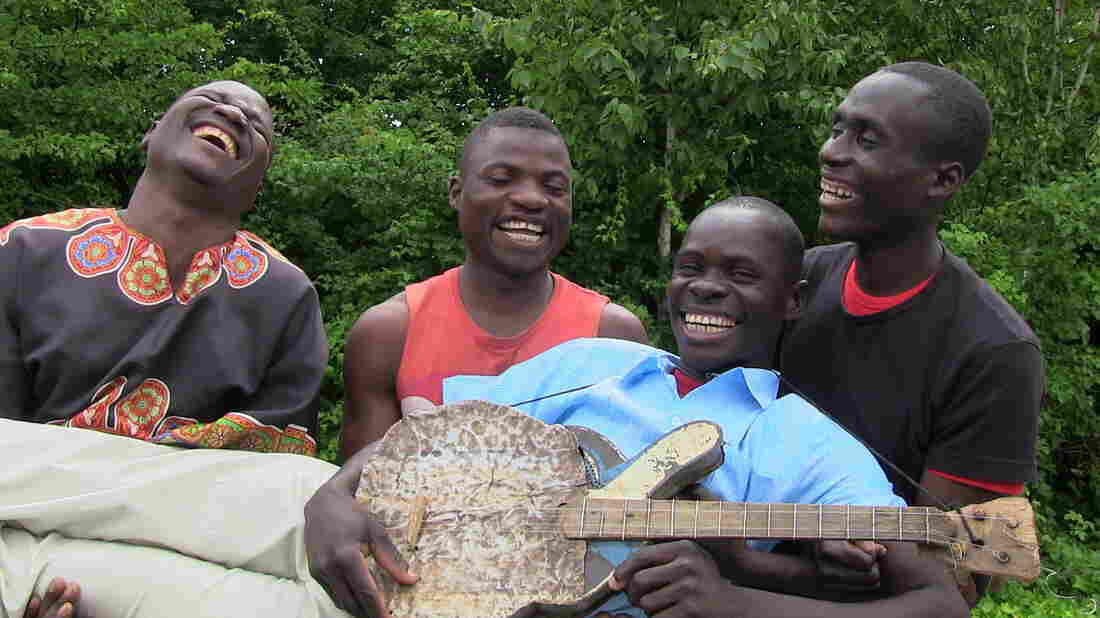 The Malawi Mouse Boys.