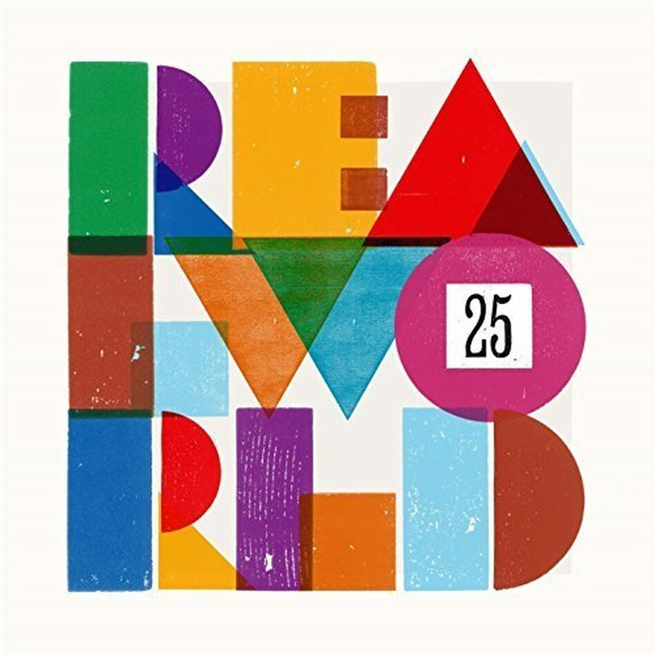 Various Artists, Real World 25