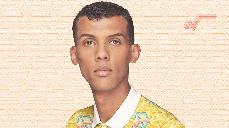 Stromae's Racine Carrée (Square Root) is one of NPR Music's picks for our favorite international releases of 2014. (Courtesy of the artist)