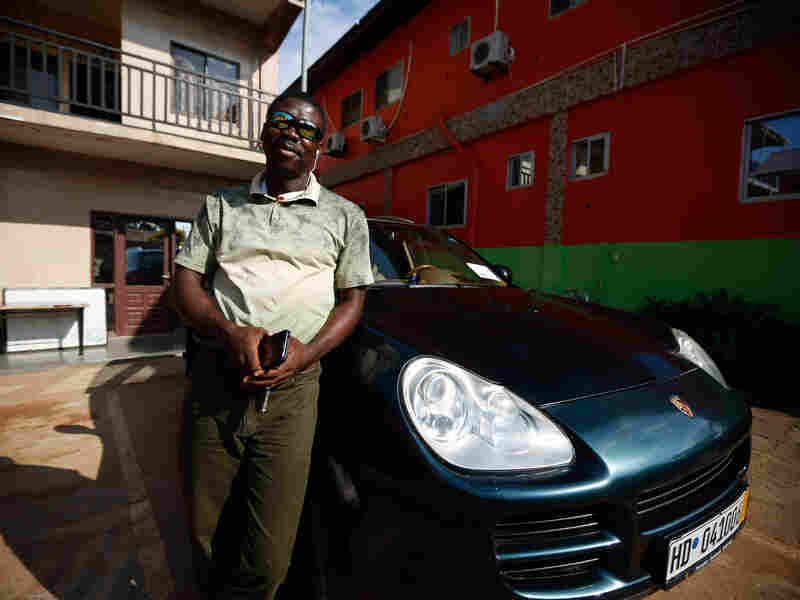 "Prince Haward owns the Alvino hotel in Ganta. Even before Ebola, gritty Ganta was struggling. Yet he says it remains a major crossroads. ""People from the southeastern region, they must transit in Ganta. People from Monrovia, they must transit in Ganta. ... Ganta is a nonsleeping city. ... This is what Ganta is known for — a business-oriented city."""