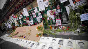 Survivor Of Mexican Student Attacks Tells Of Bullet-Riddled Escape