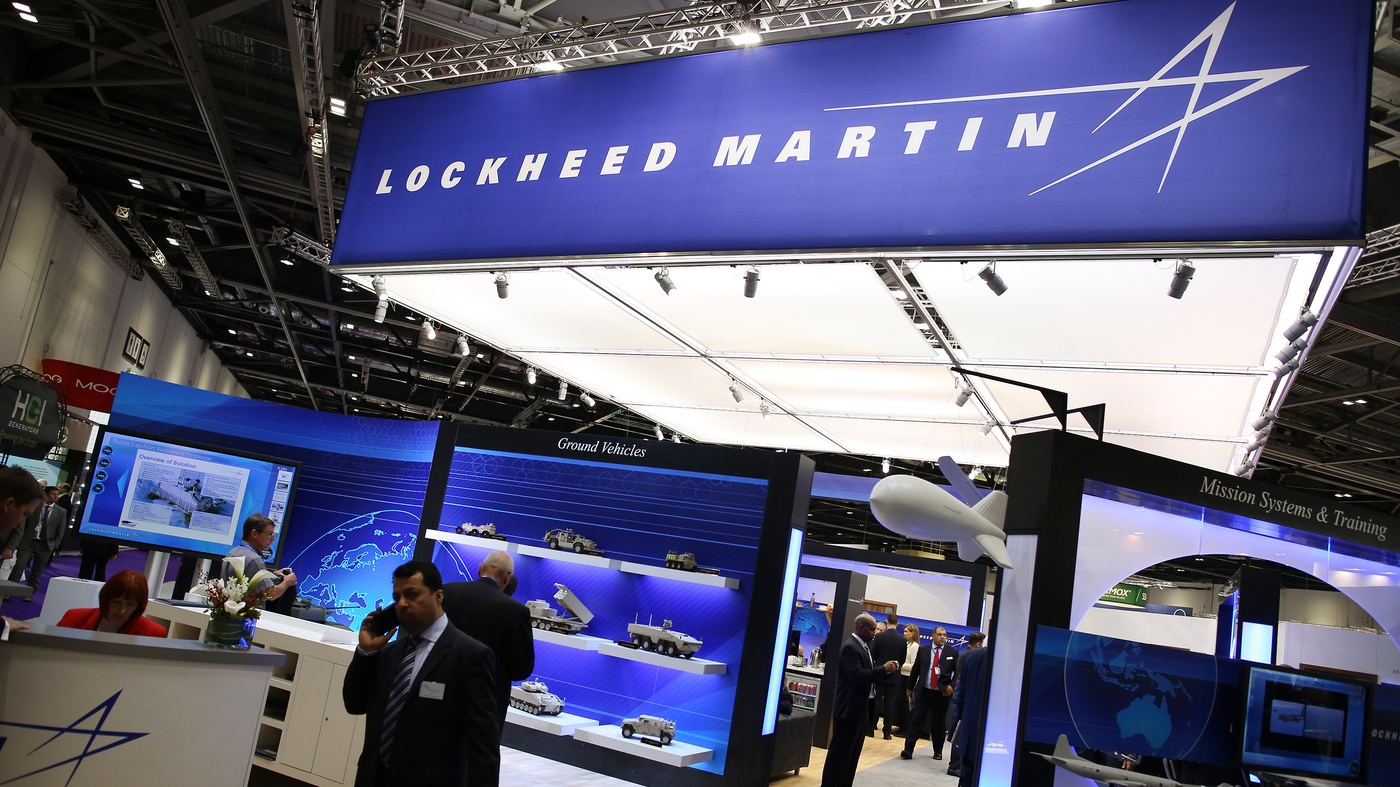 marketing plan for lockheed martin In 2013, as ~18% of the company's net sales were generated from international  customers, lockheed martin's strategy to grow international.