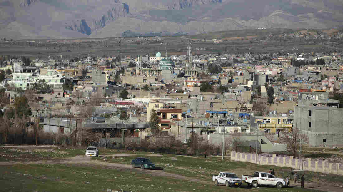 The Iraqi town of Halabja is dominated by Kurds, the group that has been fighting the Islamic State in northern Iraq. However, some Kurdish residents have been slipping away to join the Islamic State.