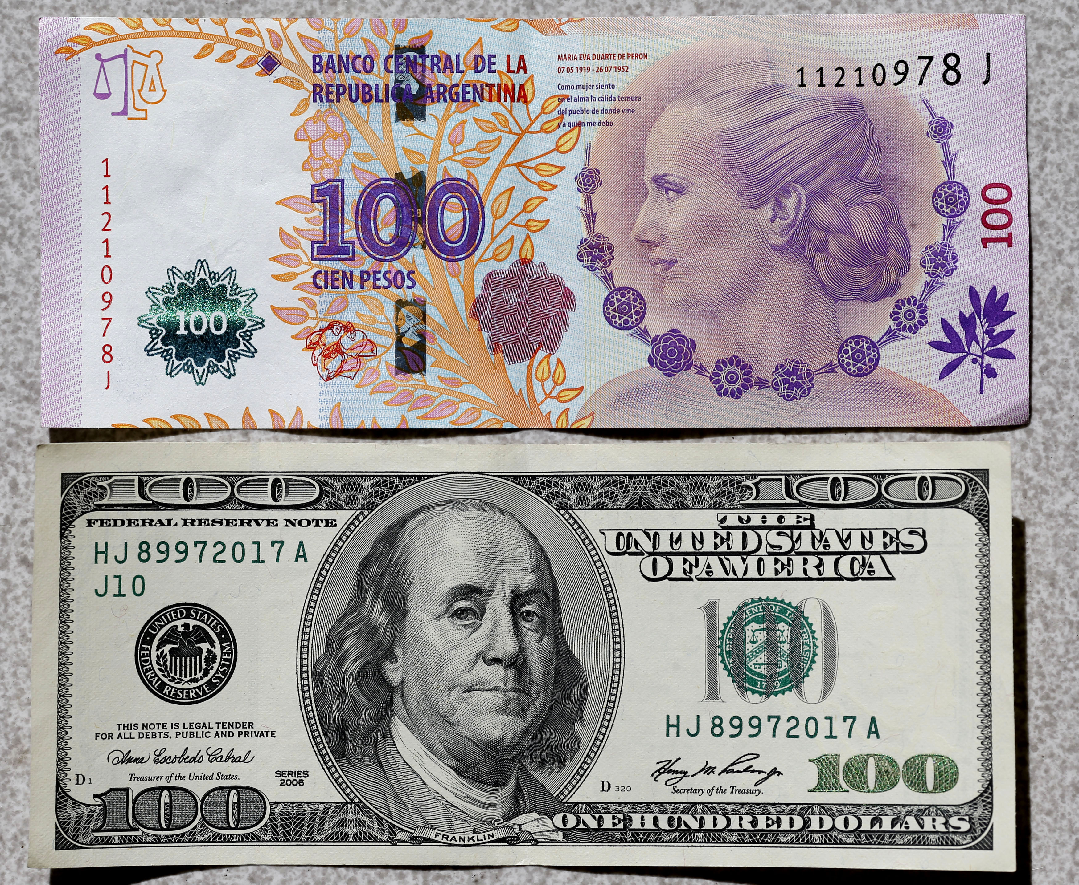 Ditch The Peso