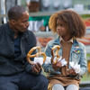 Jamie Foxx and Quvenzhane Wallis star in the latest incarnation of the musical Annie.