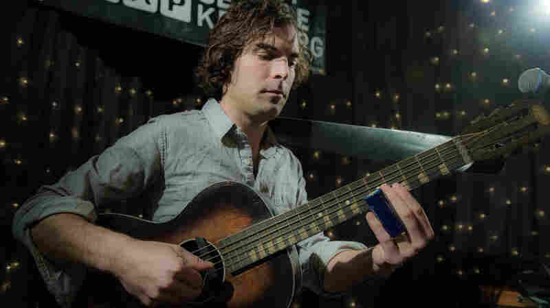 """The Barr Brothers perform """"Come In The Water,"""" live in the KEXP studio."""