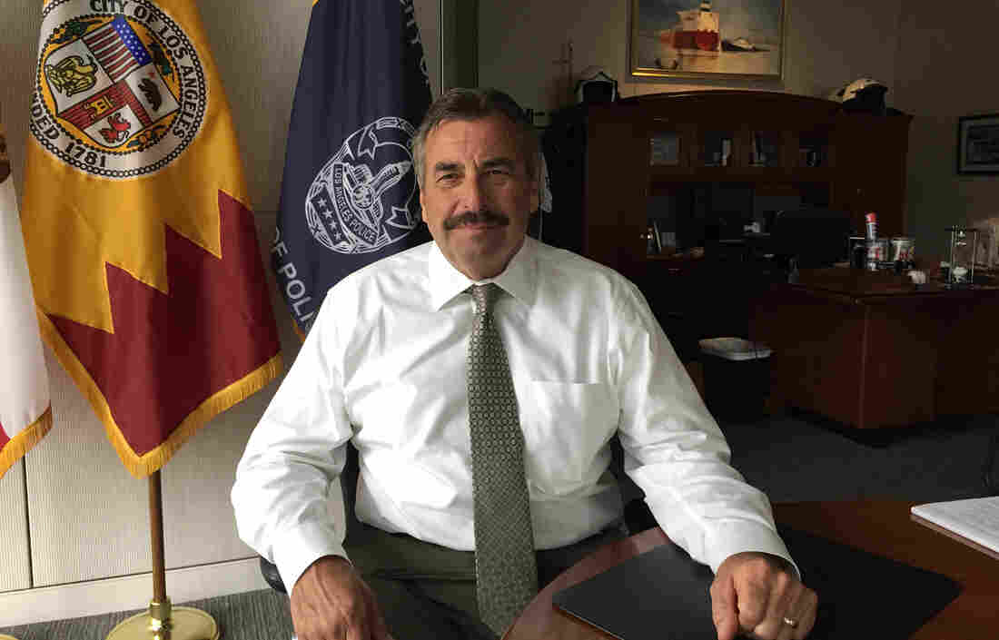 LAPD Chief Charlie Beck, a reformer hand-picked by former LAPD Chief William Bratton, is seen as an innovator and also someone respected by the old guard.