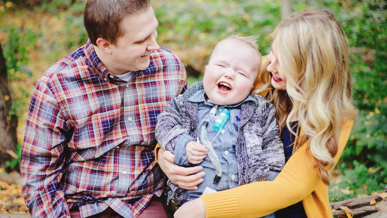 Baby Thrives Once 3-D-Printed Windpipe Helps Him Breathe
