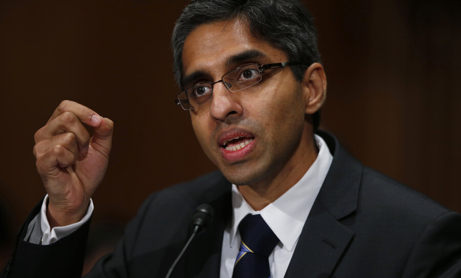 The U.S. Has A Surgeon General, For The First Time In 17 Months