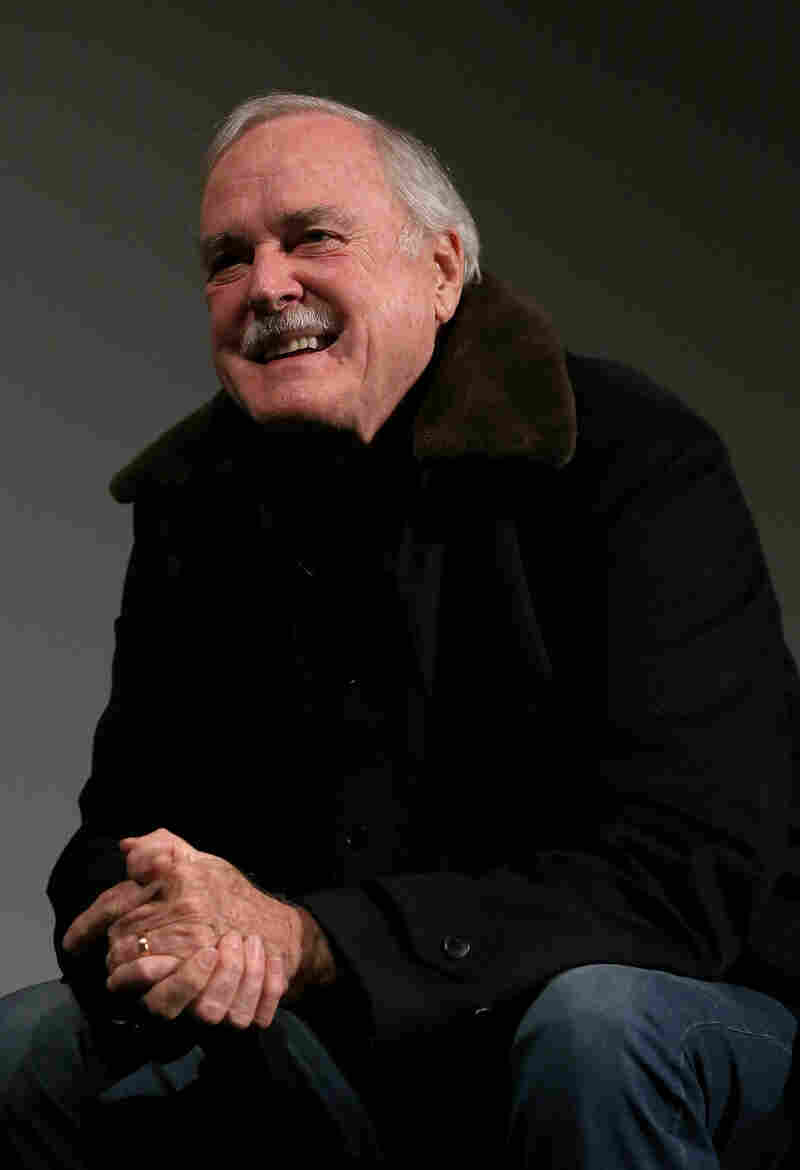"""Cleese says that compared to the production challenges he faced when working on Fawlty Towers, doing American sit-coms felt like """"the Rolls Royce way of making comedy."""""""