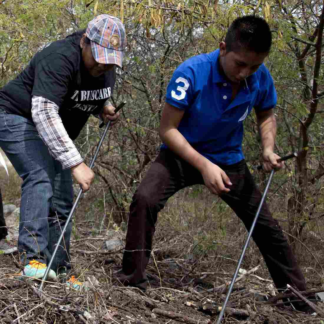 Search For Missing Students In Mexico Turns Up Graves Of Others