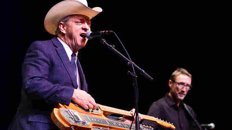 Junior Brown On Mountain Stage