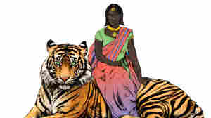 The comic book superhero Priya survived a rape and now fights violence against women.