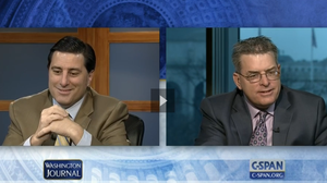 Brothers On C-SPAN Divided By Politics, United In Mortification By Mom's Call