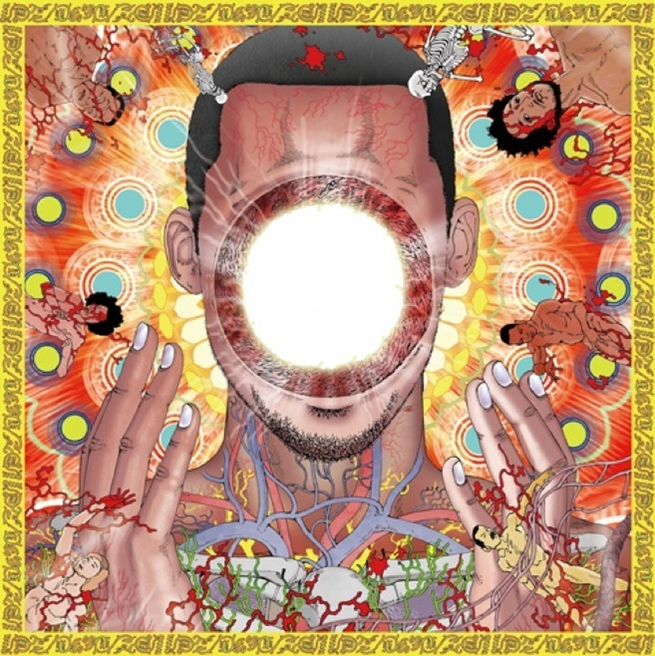 Flying Lotus (Courtesy of the artist)
