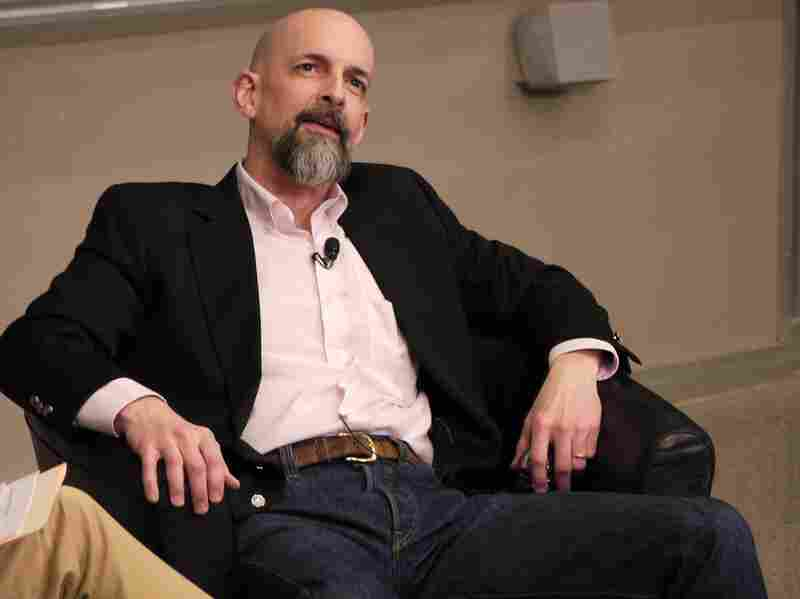 "In a blog post, Neal Stephenson says it's time that people develop a new medium, ""one in which three-dimensionality is a reality and not just an illusion laboriously cooked up by your brain."""