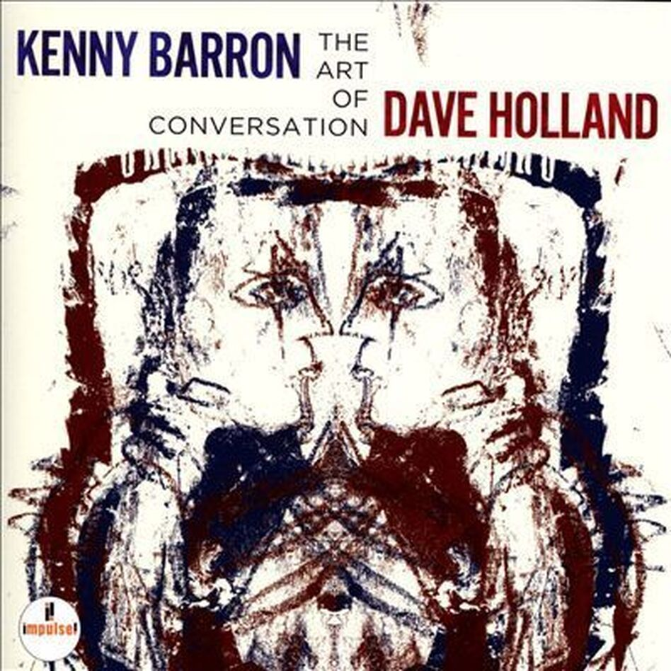 Kenny Barron & Dave Holland, The Art Of Conversation. (Courtesy of the artist)