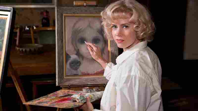 Amy Adams stars as painter Margaret Keane in the new movie Big Eyes.