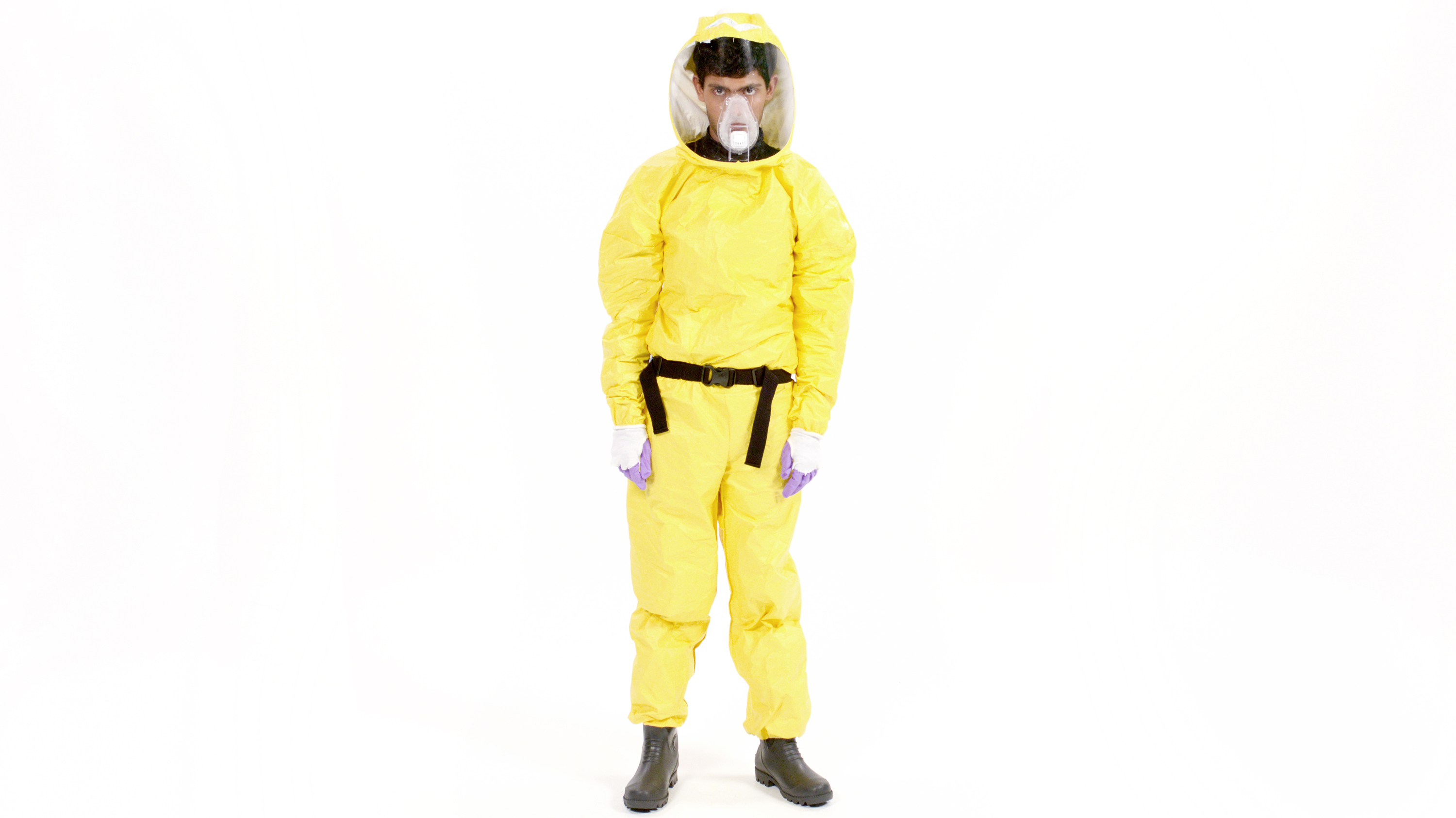 Dreaming Up A Safer, Cooler PPE For Ebola Fighters