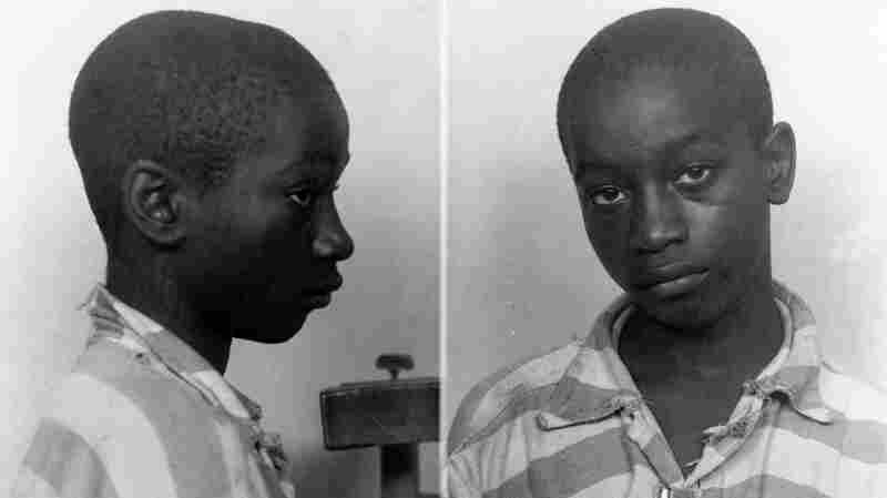 George Stinney Jr. appears in an undated police booking photo provided by the South Carolina Department of Archives and History. A South Carolina judge vacated the conviction of the 14-year-old, who was executed in 1944, saying he didn't receive a fair trial.