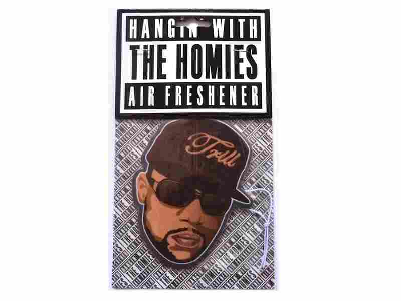 Pimp C - Ridin' Dirty Air Freshener