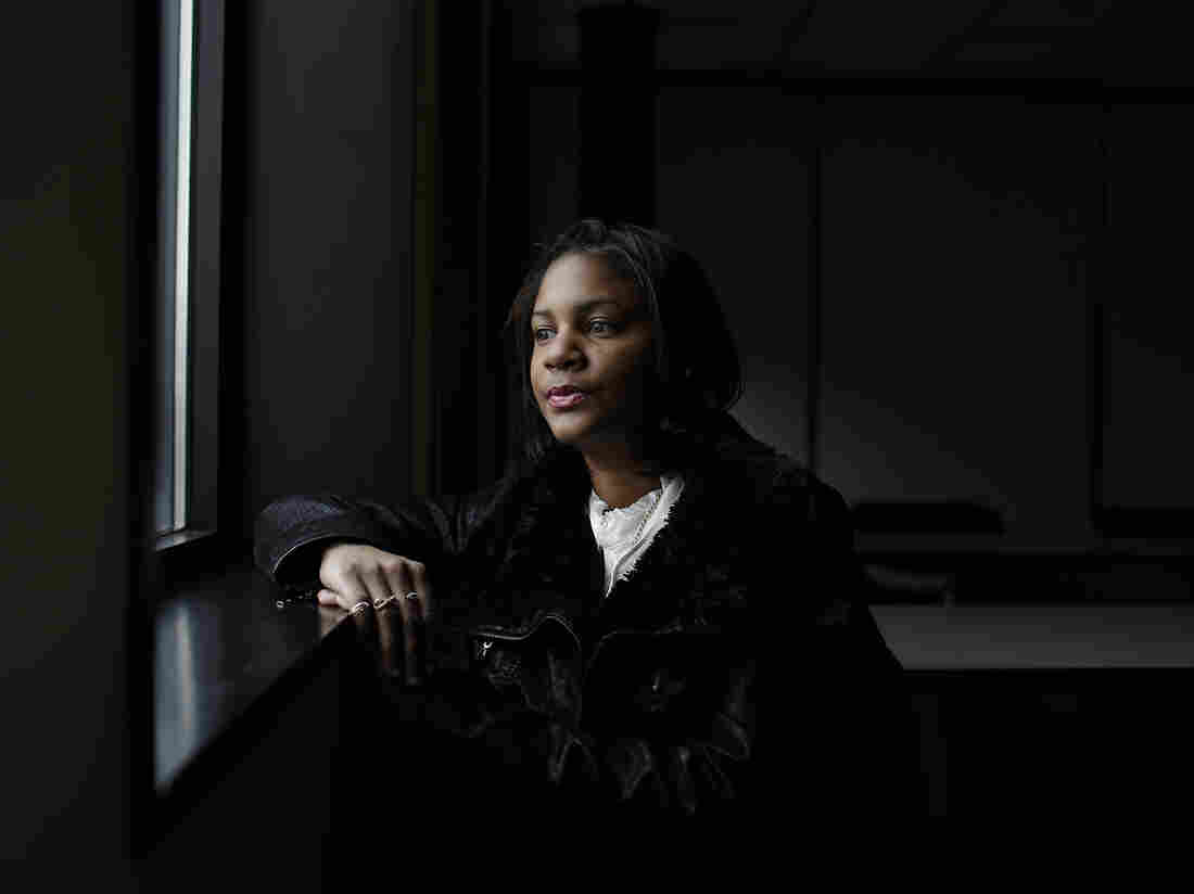 When Jasmine Uqdah aged out of the foster care system in 2008, she didn't have a job, a checking account or a car. She did have a college acceptance letter — but no money to pay for schooling.